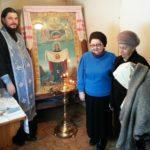 7 декабря 2013 года. Открытие молитвенной комнаты. Подготовка к заливке фундамента храма