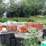 23 июля была начата кирпичная кладка храма в честь иконы Божией Матери Порт-Артурская