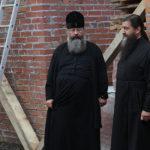 24 августа 2014 г. митрополит Екатеринбургский и Верхотурский Кирилл посетил строящийся храм