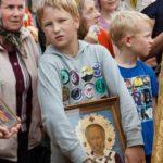 6 августа по улицам города прошел Святокняжеский Крестный ход