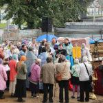 29 августа 2014 г. приход в честь иконы Божией Матери Порт-Артурская отметил Престольный праздник