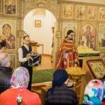 1 мая 2016 г. Приход в честь иконы Божией Матери «Порт-Артурская» встретил первую Пасху