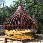 Заканчиваются подготовительные работы к подъему купола храма