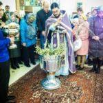 24 апреля 2016 г. Праздник Входа Господня в Иерусалим в храме в честь иконы Божией Матери «Порт-Артурская»