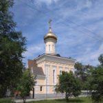 Вид на Храм с Шевченко