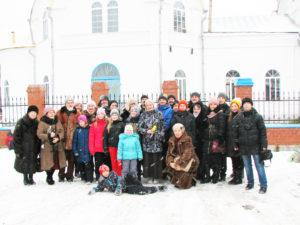24.11.2019 Приходская поездка в Старопышминск